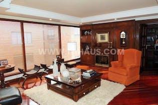 Apartamento en venta en Chicó Navarra 180m²