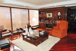 Apartamento en venta en Chicó Navarra con Balcón...