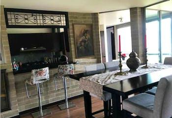 Apartamento en venta en el Poblado, Los Balsos, Con 3 habitaciones.208 mt2
