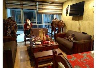 Departamento en venta en Del Valle Sur 72 m² con terraza