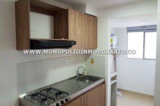 Apartamento Viviendas del Sur, Itagui con tres alcobas