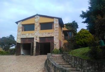 Casa Campestre En Venta En La Calera La Calera