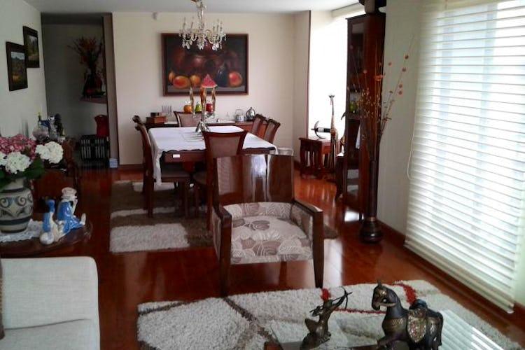 Portada Apartamento En Contador, Cedritos, 3 alcobas- 136m2.