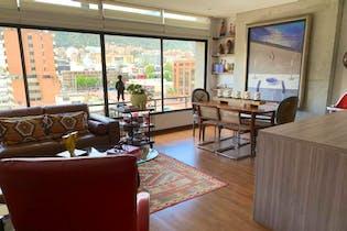 Apartamento en El Virrey, Chico con linda vista a los cerros