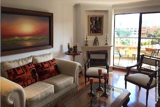 Apartamento en Alameda 134 - Bogota, con tres habitaciones y cuatro baños.