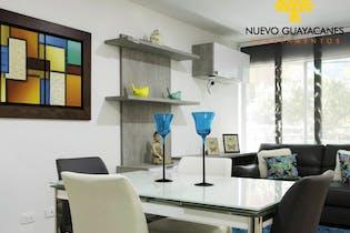 Vivienda nueva, Nuevo Guayacanes, Apartamentos en venta en La Pilarica con 77m²