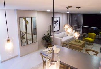 Dualité, Apartamentos nuevos en venta en El Esmeraldal con 2 habitaciones