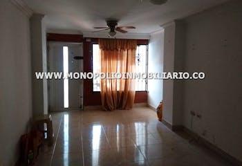 Apartamento en Cabañitas, Bello - Tres alcobas