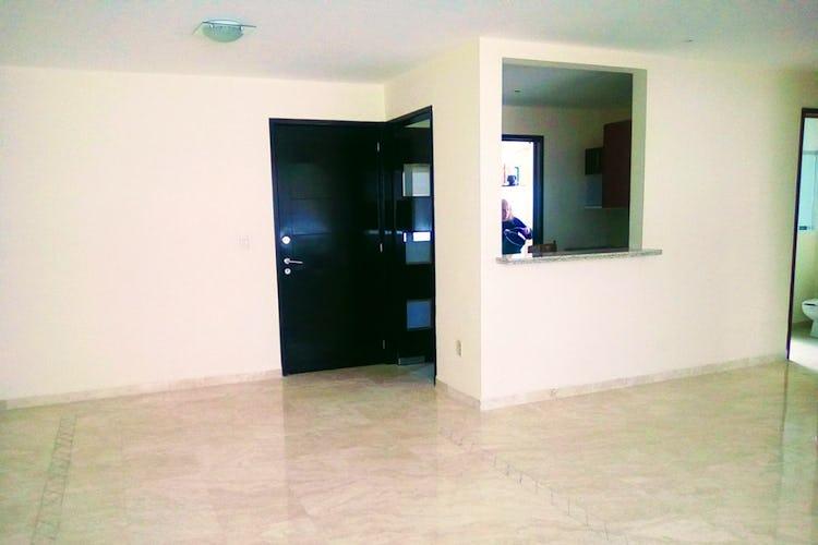 Portada Departamento en venta en Del Valle Norte 90 m2 con 2 recamaras