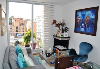 Apartamento en San Patricio, Santa Barbara con balcón
