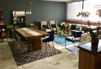 Departamento en venta en colonia Del Valle Norte, 120 m²