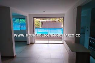 Apartamento en Sabaneta-San José, con 2 Habitaciones - 72 mt2 .