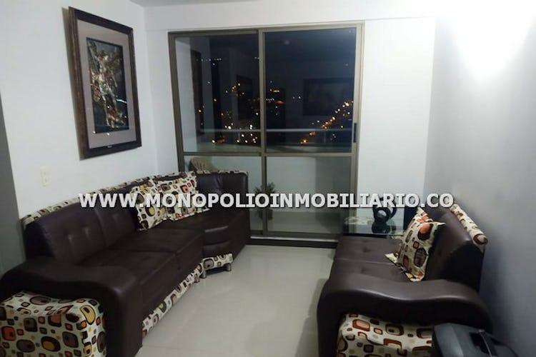 Portada Apartamento en Bello-Niquia, cuenta con 3 habitaciones.