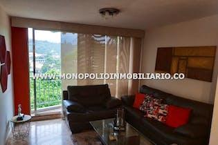 Apartamento en el sector Jardines de Montesacro, Itagui - Tres alcobas
