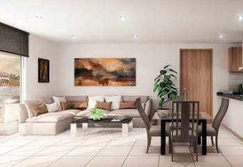 Vivienda nueva, Balboa 907, Departamentos en venta en Portales con 75m²