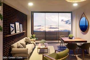 Vivienda nueva, Obra Retiro Club, Apartamentos en venta en Casco Urbano El Retiro con 61m²