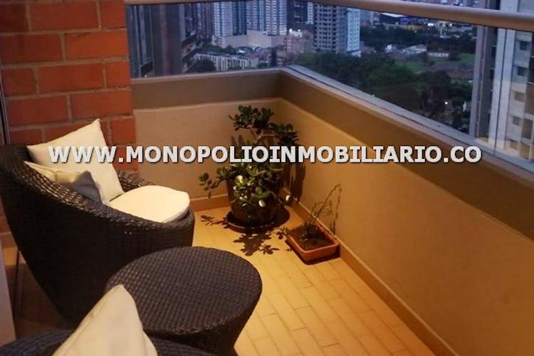 Portada Apartamento en San José, Sabaneta, 3 Habitaciones-97m2.