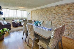 Departamento en Anahuac 120m2, Apartamento en venta en Ventura Pérez De Alva de 3 recámaras