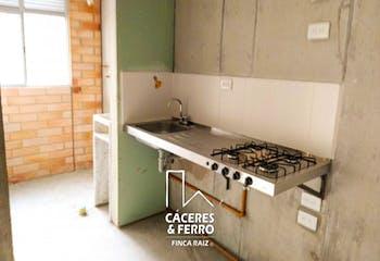 Apartamento en Viviendas Del Sur, Itagui - Tres alcobas
