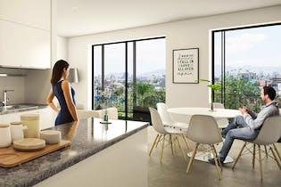 Sennse San Antonio 88, Departamentos en venta en Ampliación Nápoles con 113m²