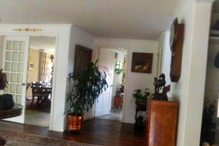 Portada Casa En Santa Ana, Usaquen, 5 Habitaciones- 455m2.