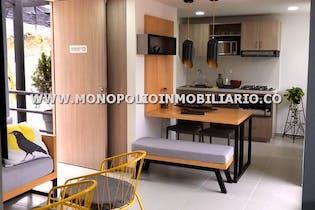 Apartamento En Sector Las Lomitas, Sabaneta - 2 Habitaciones