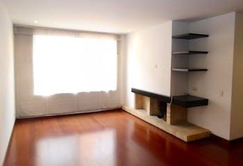 Apartamento en Chicó Navarra, Santa Barabara - con dos habitaciones