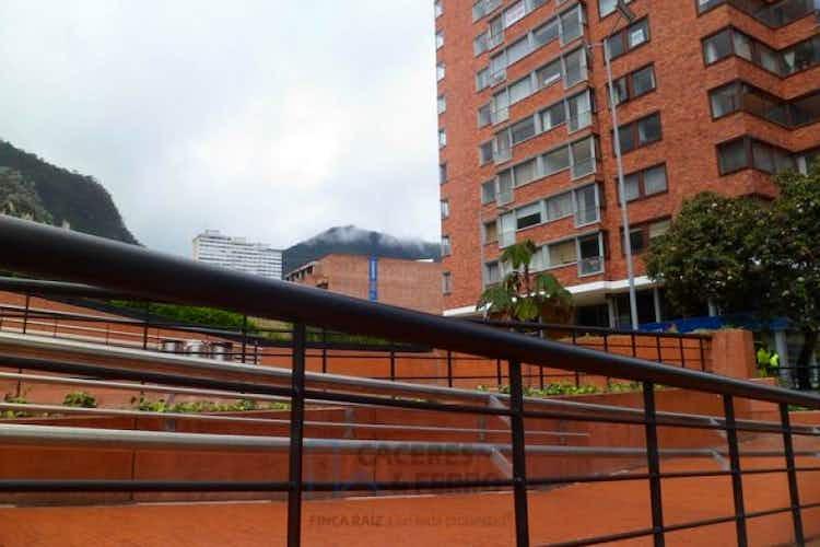 Portada Apartamento En Venta En Bogota Las Nieves