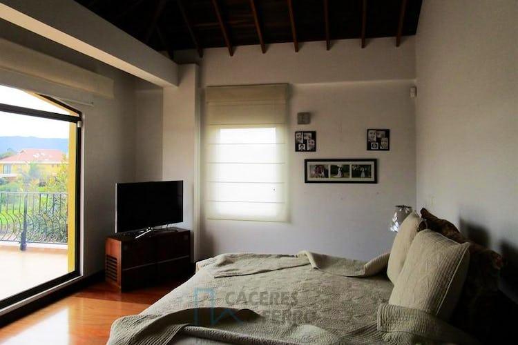 Portada Casa Campestre en Pueblo Viejo, Cota, 5 Habitaciones- 260m2.