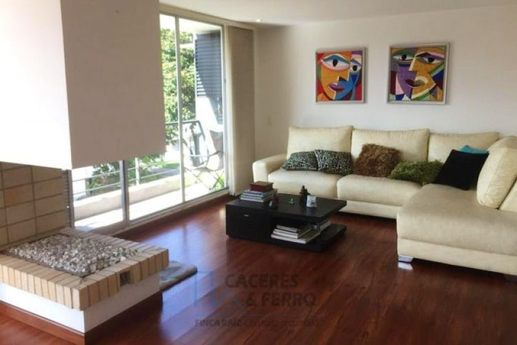 Portada Apartamento Contador, Cedritos, 3 Habitaciones- 134m2.