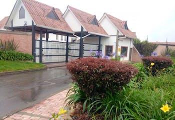Casa en venta en Mosquera, 182m² con Jardín...