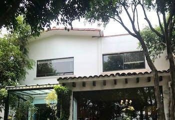 Hermosa Casa En El Corazón De Las Lomas De Chapultepec
