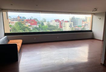 DEPTO. DE 191M2 RESIDENCIAL BOSQUES DE REFORMA  ALBERCA, GYM, AREAS RECREATIVAS