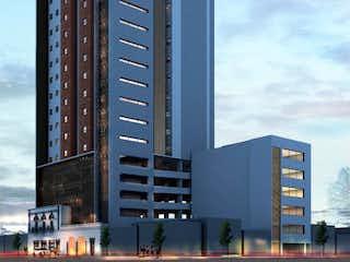 Departamento en venta en Centro De Monterrey de 37m² con Gimnasio...