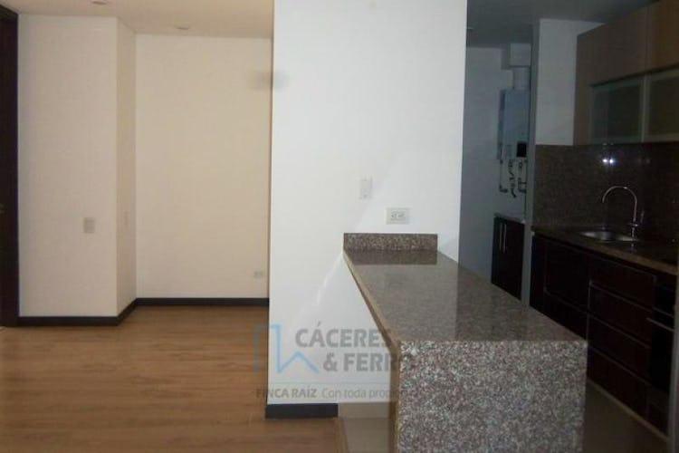 Portada Apartamento En Cedritos, Cedritos, 1 Habitación -58,48m2.