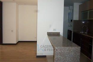 Apartamento en venta en Barrio Cedritos de 58m² con Jardín...