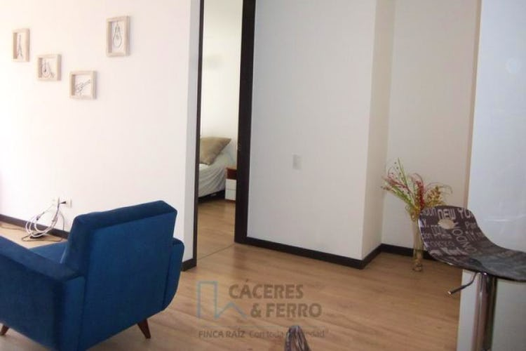 Portada Apartamento En Cedritos, Cedritos, 1 Habitación- 59,25m2.