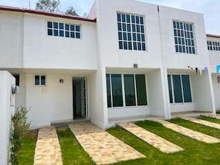 Casa en venta en Unidad Hab La Loma de 3 hab. con Jardín...