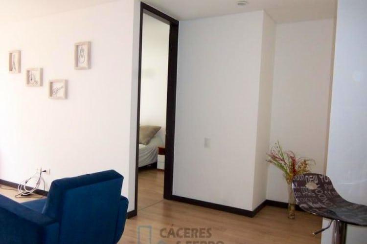 Portada Apartamento En Cedritos, Cedrito, 1 Habitación- 59,69m2.