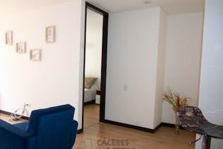 Apartamento en venta en Barrio Cedritos 59m² con Jardín...