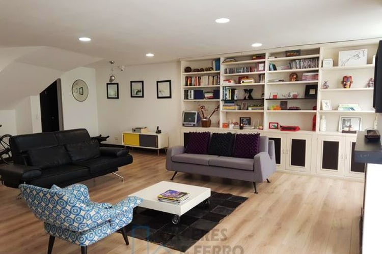 Portada Apartamento En Los Rosales, Chicó, 2 Habitaciones- 178m2.