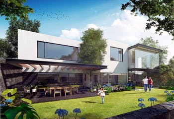 Casa para estrenar en el Centro de Tlalpan, $12,593,600