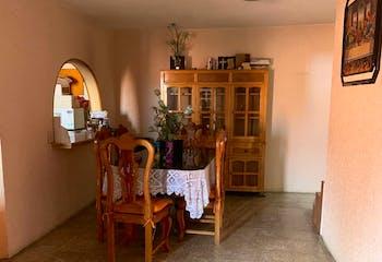 Casa en venta en San Antonio Zomeyucan de 120mts, dos niveles