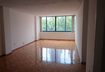 Departamento en Venta en Roma Norte 120 m2 con estacionamiento