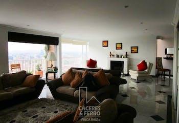 Apartamento En La Cabrera, El Chico, 3 Habitaciones- 260m2.