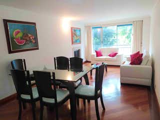 Apartamento en venta en Barrio Toberín, 107m² con Gimnasio...
