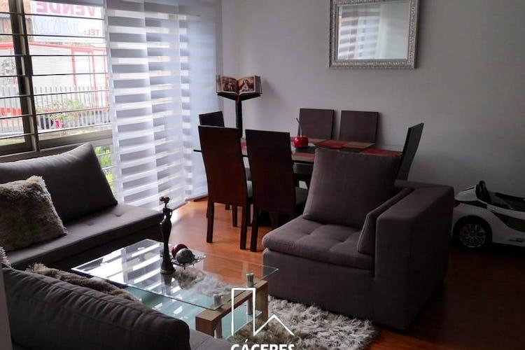 Portada Apartamento En la Ciudad Jardín Norte, Colina Campestre, 2 Habitaciones- 75m2.