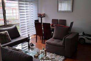 Apartamento En la Ciudad Jardín Norte, Colina Campestre, 2 Habitaciones- 75m2.