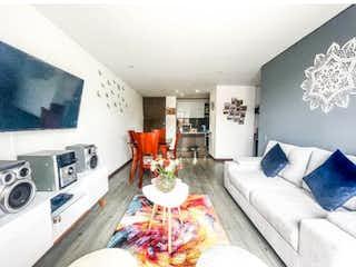Apartamento en venta en Caobos Salazar con acceso a BBQ