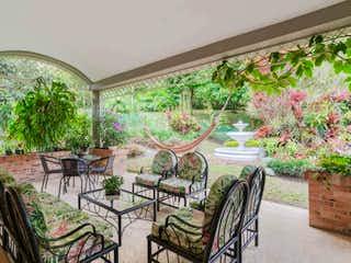 Casa en venta en Los Gonzales con acceso a Jardín